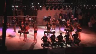 Calexico Drumline 2015 Madness