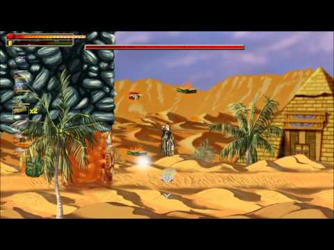 Serious Sam: Double D (PC) - Golden Rocket-Jump Glitches (RESUBIDO)