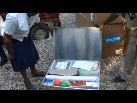UNICEF: Aid for Haiti's most vulnerable