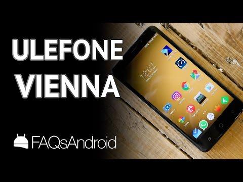 Ulefone Vienna: análisis de un smartphone con gran sonido