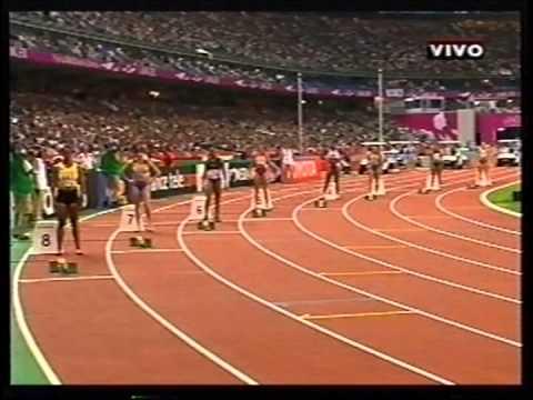 Mundial de Atletismo - 2003 - parte VIII