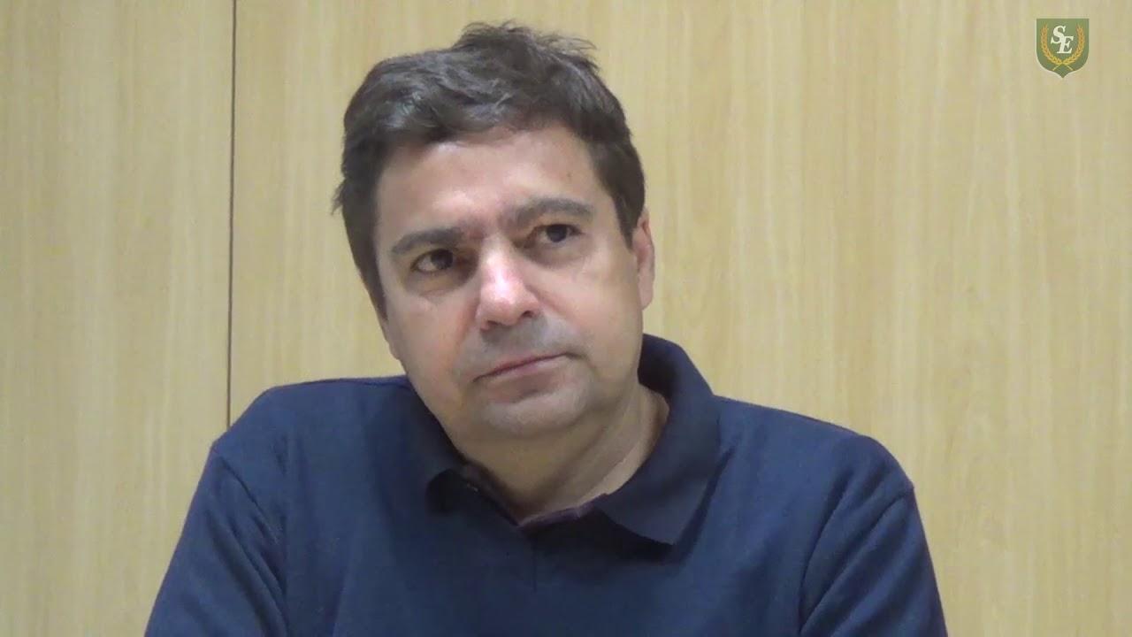 Itair Machado Responde Perguntas Polêmicas No Jogo Rápido