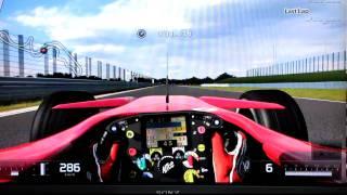 GT5P グランツーリスモ5プロローグでフェラーリF1で鈴鹿タイムアタック thumbnail