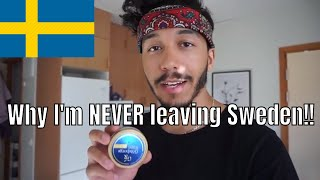 What I LOVE about Sweden! (& Why I'm NEVER moving back to USA)