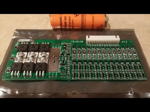 """""""Receiving cool parts"""" for the18650 lithium e-bike battery (Part 1.5)"""
