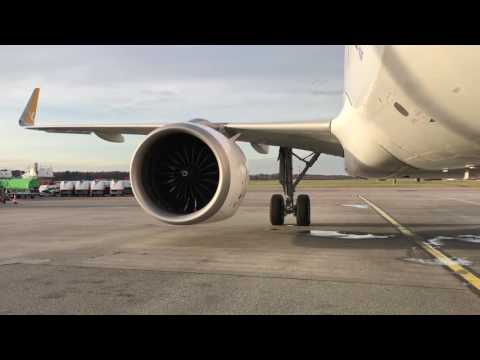 A320NEO - CFM LEAP-1A26 engine startup