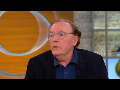 Author James Patterson on inspiration behind new documentary