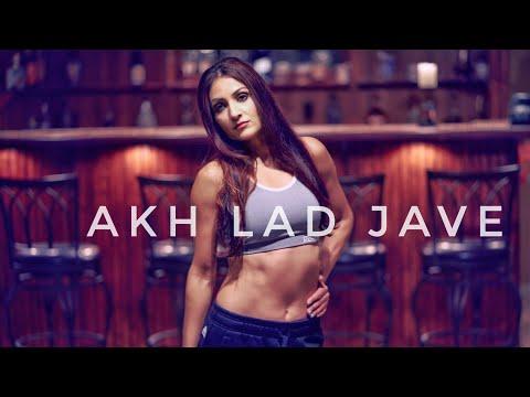 Akh Lad Jaave  Dance   Loveyatri   Badshah,Tanishk Bagchi,Jubin N,Asees K