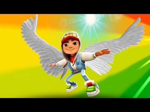 Subway Surfers Full Gameplay For Children Full HD - 11 Hours 20 Minutes
