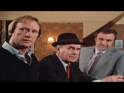 Minder S4 x E05 The Car Lot Baggers