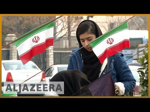 🇮🇷 Millions to mark 40th anniversary of Iranian revolution | Al Jazeera English