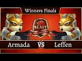 BEAST 7 - [A]rmada Vs. RB TSM | Leffen (Fox) - Winners Finals - Melee Singles