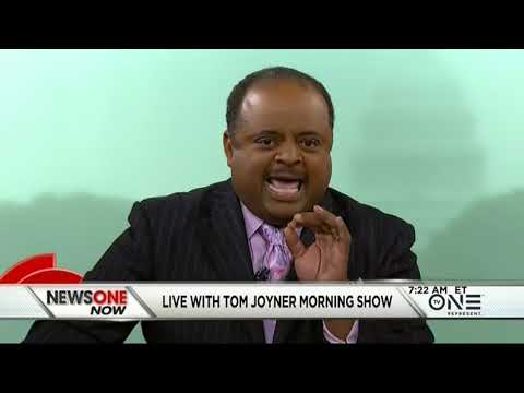Roland Martin: Trump Newser Was A Declaration Of War, This Is A Battle For The Soul Of America