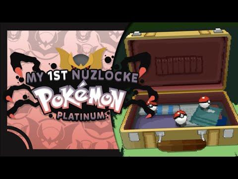 """MY FIRST NUZLOCKE (Pokemon Platinum) - Episode 1 """"That Was Close"""""""