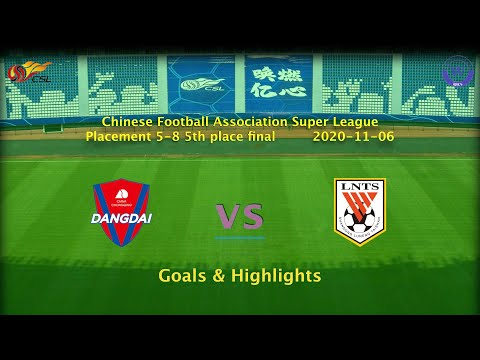 Shandong Luneng Chongqing Lifan Goals And Highlights