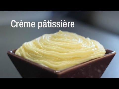 Crème pâtissière ultra simple en moins de 10 minutes ...