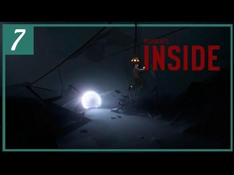 Playdead's Inside - WE CAN BREATHE UNDERWATER! - E7 (Gameplay Walkthrough)