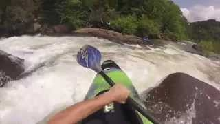 The Upper Ocoee Kayaking 2015