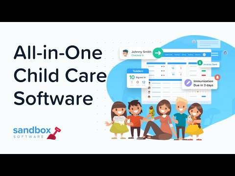 Welcome to Sandbox Childcare Software