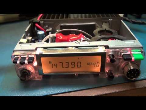 ADI AR-146 2 METER RADIO LCD REPAIR