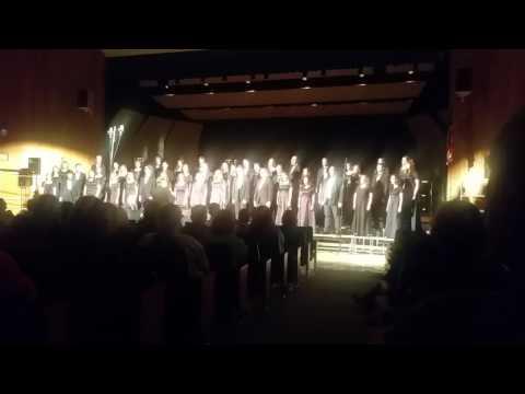 West Genesee High School Chorale, May 2, 2017