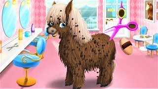 Animal Hair Salon - Play Fun Furry Pets Style Hair Care Dress Up - Animal Care Games For Girls