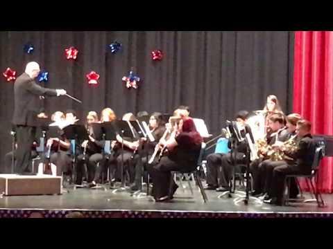 South Lenoir High School 2017 Spring Concert Video no 9