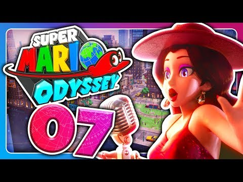 Die BESTE PARTY in NEW DONK CITY! 🛩️ #07 • Let's Play Super Mario Odyssey