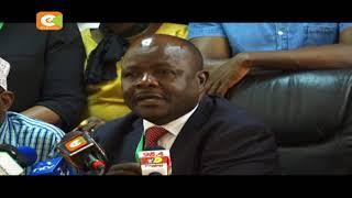 Chebukati: Mkurugenzi wa ICT, James Muhati atimuliwe