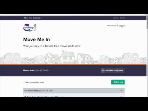 Move Me In: How to (First time buyer)