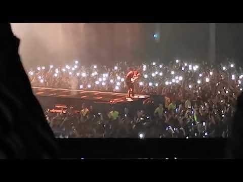 Rockstar (Live) - Post Malone - Glasgow SSE Hydro