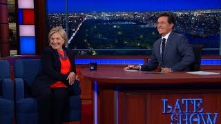 "Hillary Clinton Binge-Watches ""The Good Wife"""
