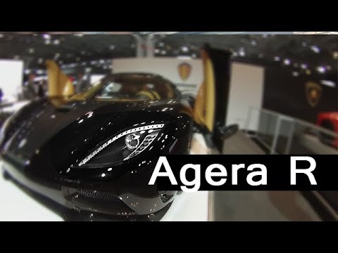 What is it like sitting in a Koenigsegg Agera R?