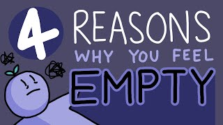 4 Reason Why You Feel Empty