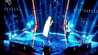 Hadise ve Türkan Listen performansı O ses Türkiye