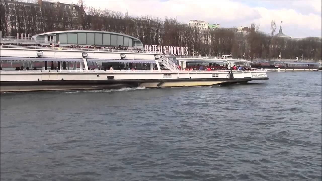 Balade Rive Gauche Entre Musee D Orsay Et Le Pont D Alma
