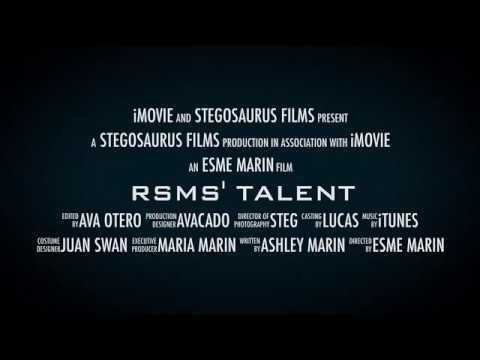 Robert Stuart Middle School's (RSMS') Talent