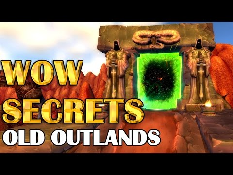Wow Secrets - Old Outland