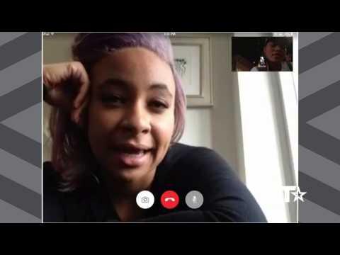 Raven Symone Talks Gay Marriage Tweet On Just KeKe 1