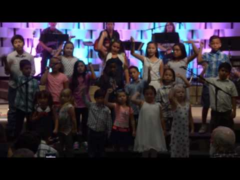 Courage - performed by KidzPraise