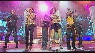 ВИА Сливки и группа Отпетые мошенники - Моя звезда (Песня года 2004 Отборочный Тур)