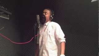 [HD] Whitney Houston - Tribute  by American Idol Contestant - David Leathers Jr.