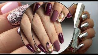 видео Маникюр весна 2018 модные тенденции фото самый красивый дизайн ногтей