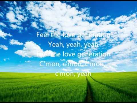 Love Generation - Lyrics