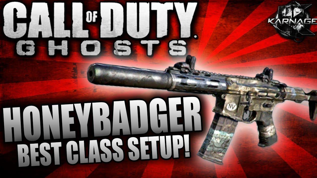 Setup Ghosts Gun Cod Best