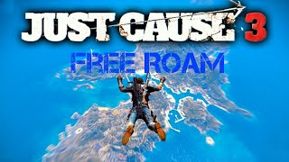 Just Cause 3 (PS4) Free Roam