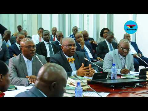 Public Accounts Committee quizzes energy sector