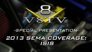 2013 SEMA Show Video Coverage: ISIS Power Systems inTOUCH NET