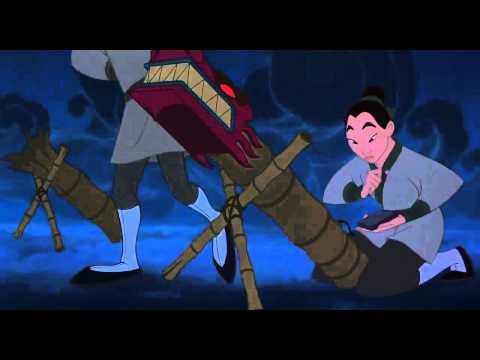 I'll make a man out of you - Mulan (Thai Version HD)