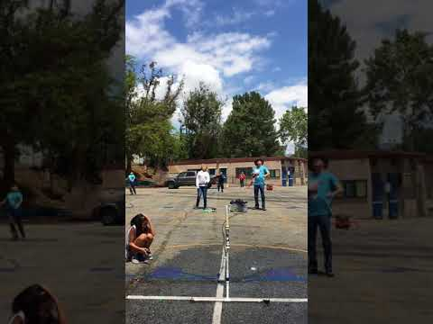 Allesandro Elementary School 2018 Rocketeers - (Portrait) Team 13